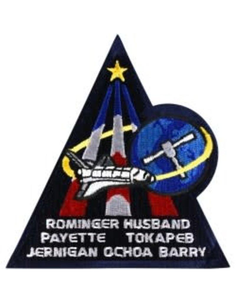 Écusson brodé de la mission STS-96 Mission STS-96 Crest – Julie Payette