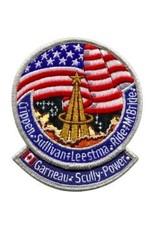 Crest STS-41 Garneau 3''