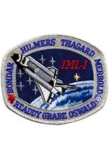Écusson brodé de la mission STS-42 – Roberta Bondar
