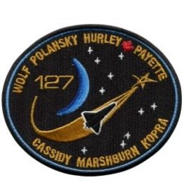 Crest Mission STS-127