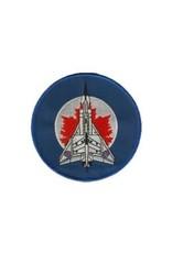 Écusson brodé du CF-105 Arrow d'Avro Rondel