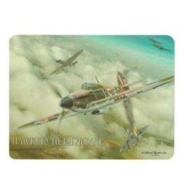 Tapis de souris Hawker Hurricane