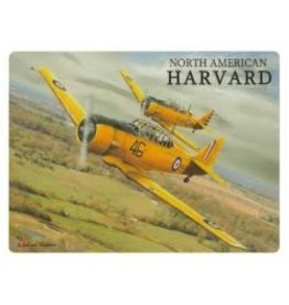 Tapis de souris du North American Harvard