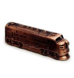 Taille-crayon locomotive diesel
