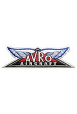 Écusson brodé 'Avro Aircraft'