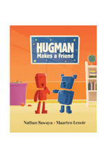 Livre « Hugman Makes a Friend »