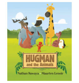 Livre « Hugman and the Animals »