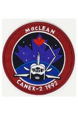 Écusson brodé STS-52 Steve MacLean