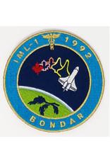 Crest STS-42 Roberta Bondar