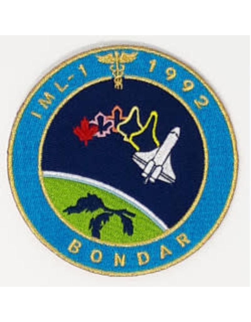 Écusson brodé  STS-42 Roberta Bondar