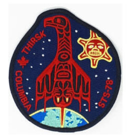 Crest STS-78 Robert Thirsk