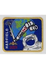 Écusson brodé STS-100 Chris Hadfield