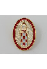 CSTM Pin Lighthouse Oval