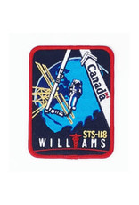 Crest Dave Willaims STS-118