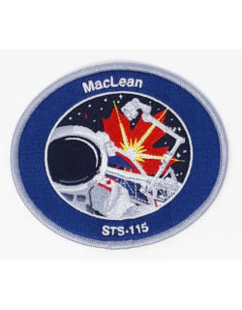 Crest Steve MacLean STS-115