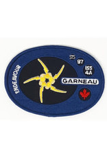 Écusson brodé  STS 97 Marc Garneau