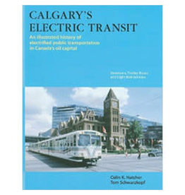 Book Calgary's Electric Transit