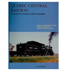 Quebec Central Railway by Derek Booth