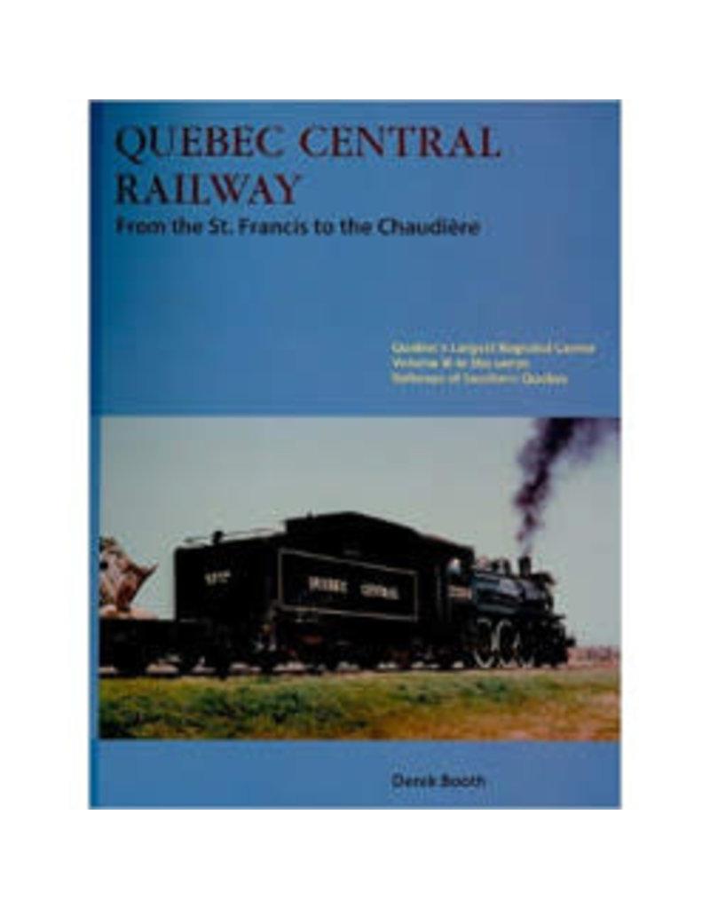 Quebec Central Railway par Derek Booth