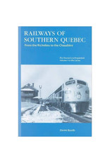 Railways of Southern Quebec, Vol. II by Derek Booth