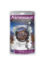 Crême glacée d'astronaute - sandwich à la vanille