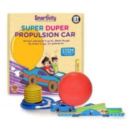 Propulsion Car Super Duper