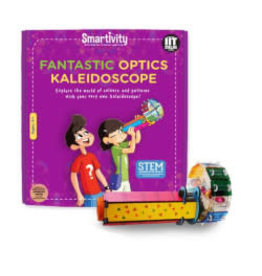 Kaléidoscope fantastique optique