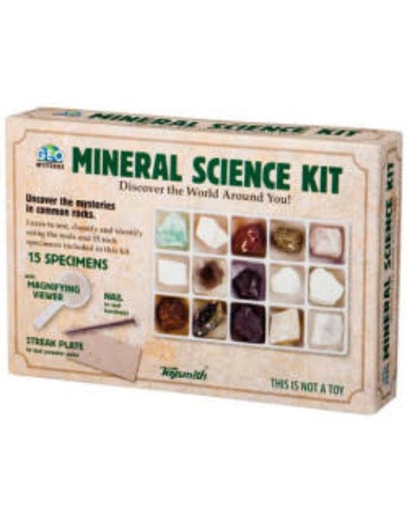 Kit des sciences minérales