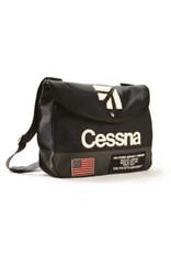 Cessna Shoulder Bag (Black)