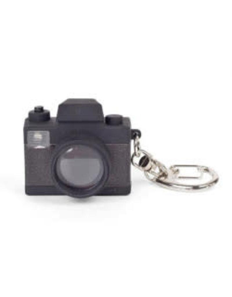 Porte-clé appareil-photo à DEL