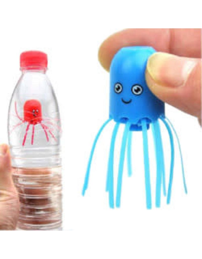 Méduse plongeuse
