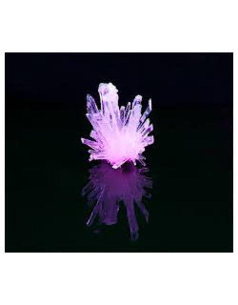Éprouvette pour cultiver des cristaux