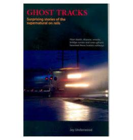 "Livre ""Ghost Tracks"""