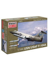 Kit modèle USN/USAF F-104A