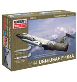 Kit F-104A(2USAF MARD/DECAL OP