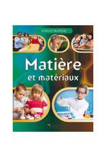 Livre Matière et matériaux