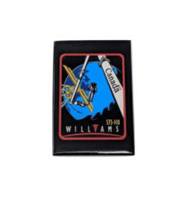 CSA Dave Williams STS-11 Magnet