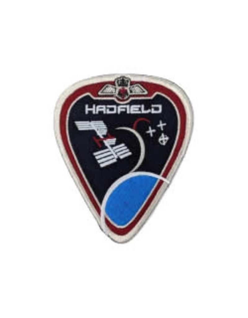 Emblème de la mission 34/35 de Chris Hadfield