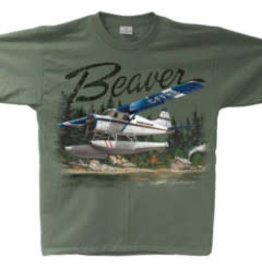 T-Shirt Beaver Country