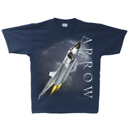 T-shirt du CF-105 Arrow d'Avro