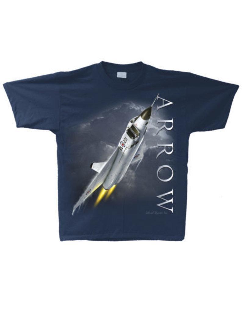 T-shirt du CF-105 Arrow d'Avro