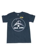 T-Shirt ASC qui brillent dans le noir pour homme