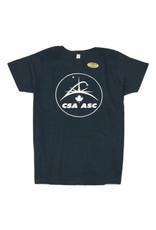 T-Shirt ASC qui brillent dans le noir pour femme