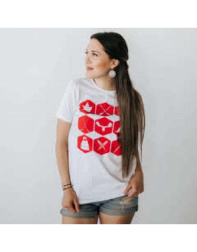 T-Shirt Northern Icons - Ladies