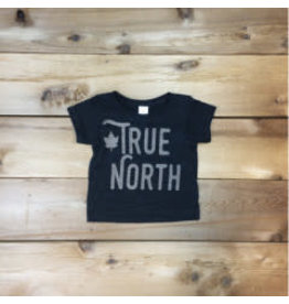 "T-shirt pour enfants ""True North"""