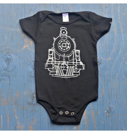 Big Train baby Onesie