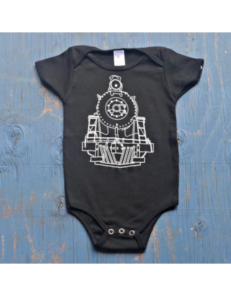 Big Train baby Onesie