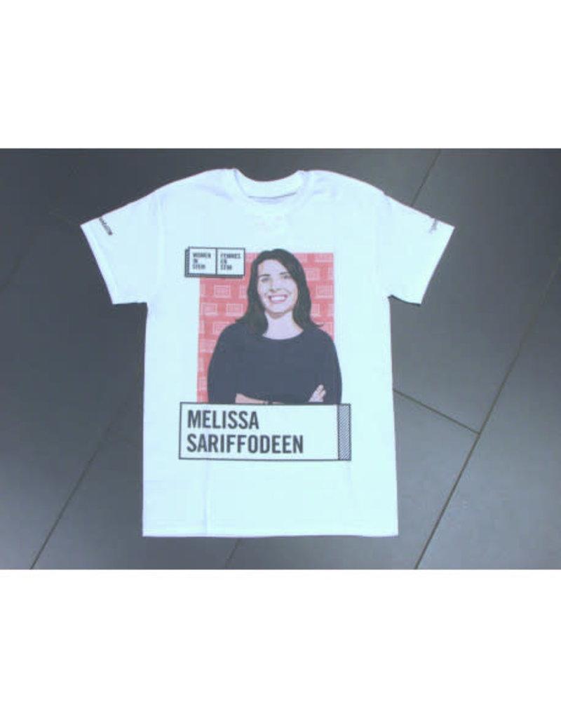 T-Shirt Melissa Sariffodeen