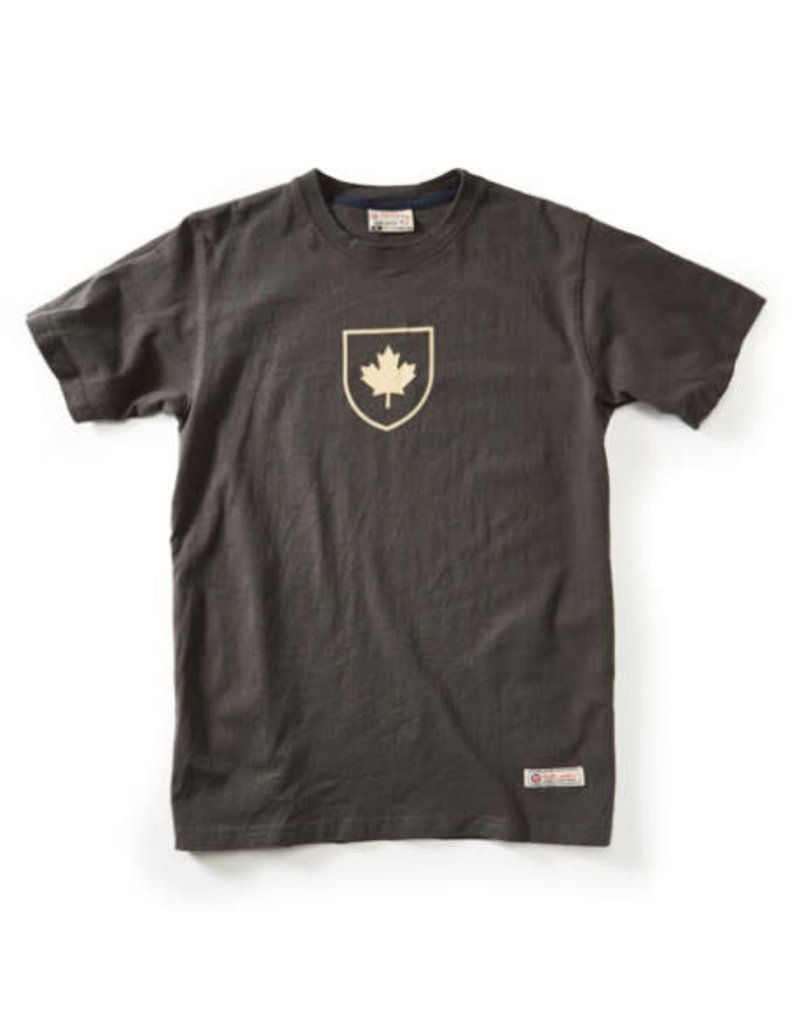 T-Shirt Canada Shield Slate