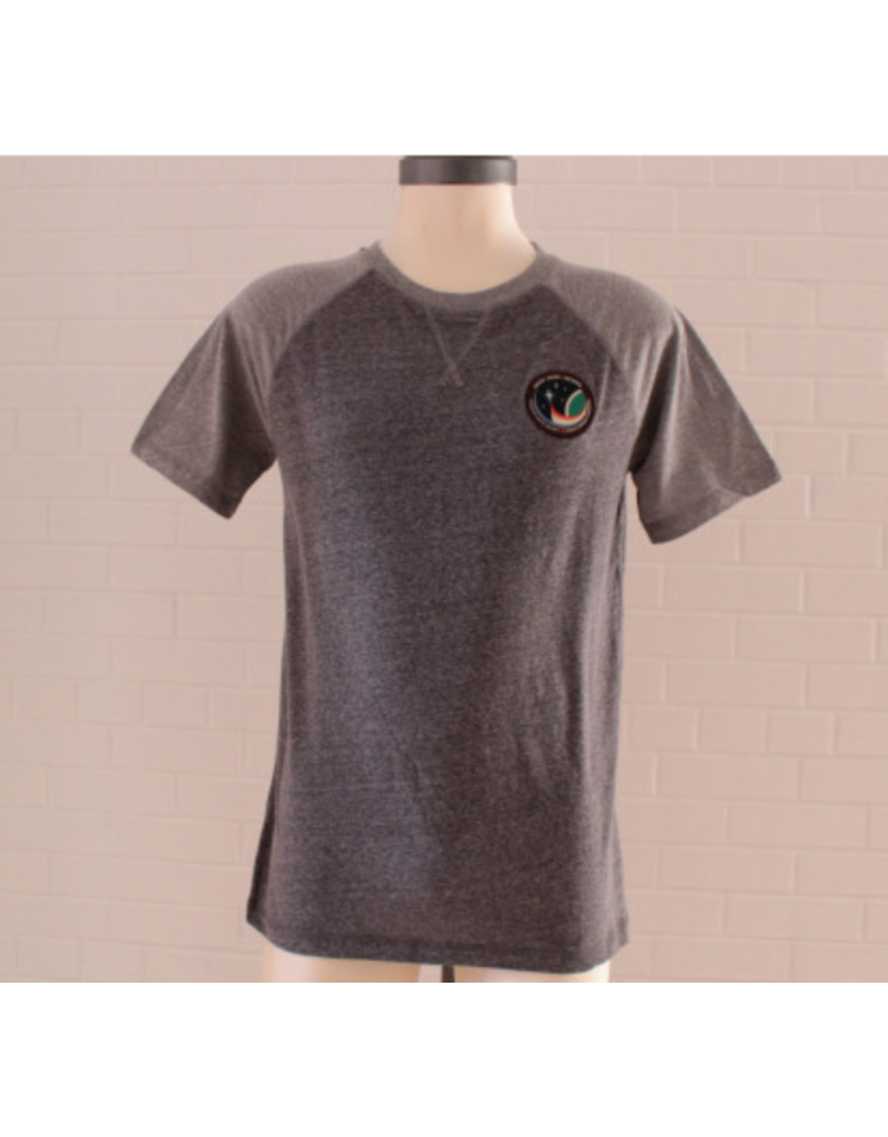 T-shirt ASC de la mission Expedition 58/59 David Saint-Jacques pour homme